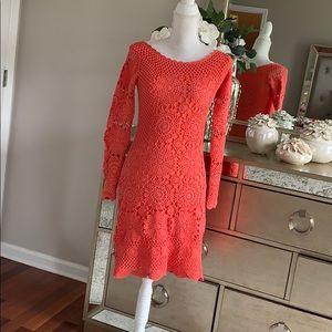 Women's crochet dress